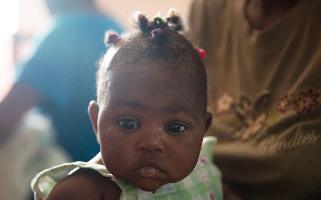 Hello from Haiti